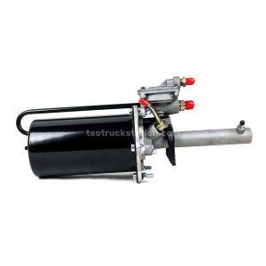 Brake Booster & Master Pump